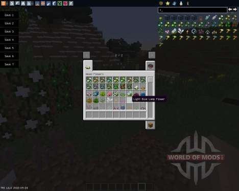 Pams Flowers [1.6.4] for Minecraft