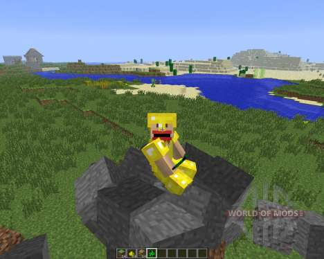Block Monsters Pet [1.6.4] for Minecraft