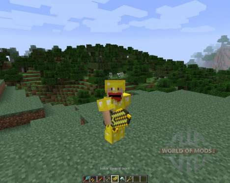 Epic Weapons [1.7.2] for Minecraft