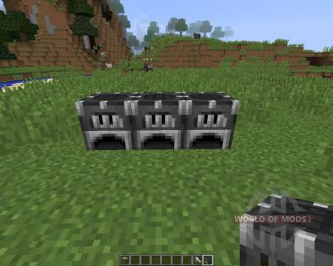 SpectralGuns [1.8] for Minecraft