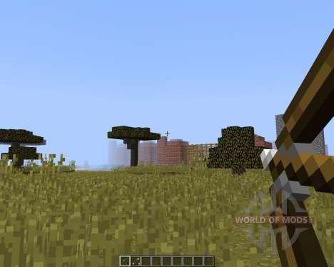 Arrow Camera for Minecraft
