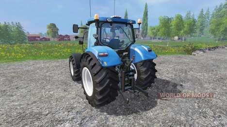 New Holland T6.160 for Farming Simulator 2015