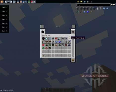 Invasion[1.6.4] for Minecraft