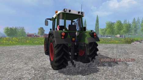 Fendt 414 Vario TMS v2.0 for Farming Simulator 2015