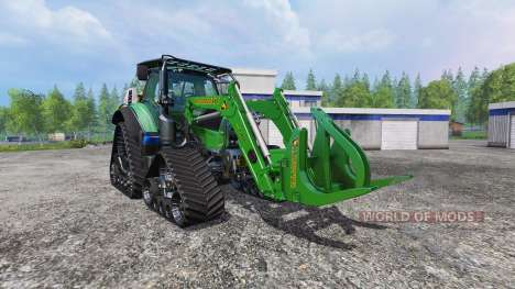 Deutz-Fahr Agrotron 7250 Mountain Goat Hotfix for Farming Simulator 2015