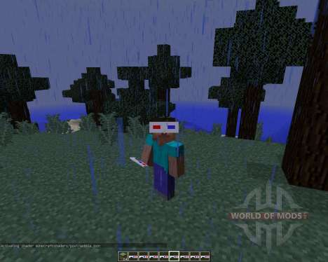 Void Glasses [1.8] for Minecraft