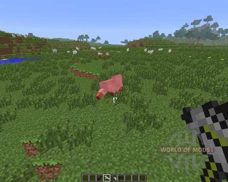 Galaxy Warfare [1.6.4] for Minecraft