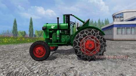 Deutz F1 M414 for Farming Simulator 2015