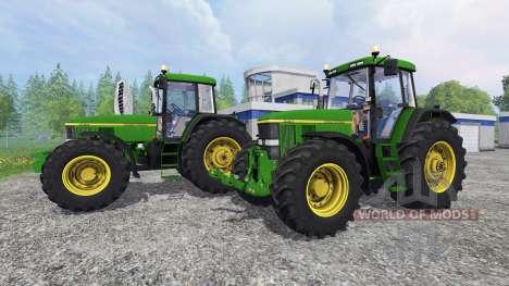 John Deere 7810 [pack] for Farming Simulator 2015