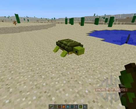 OceanCraft [1.6.4] for Minecraft