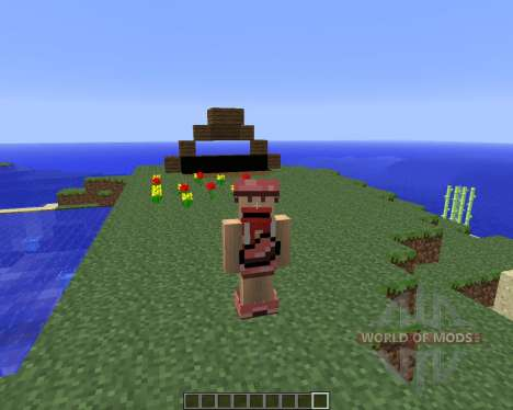 Special Armor [1.5.2] for Minecraft