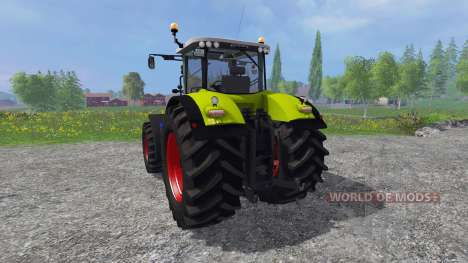 CLAAS Axion 950 v3.0 for Farming Simulator 2015