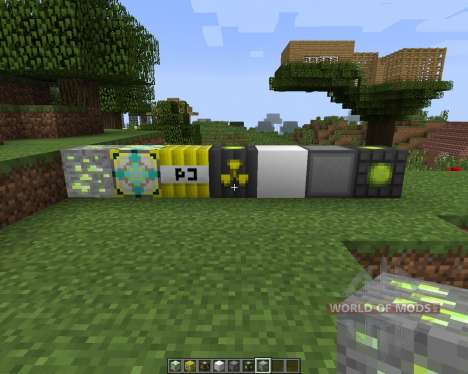 Nuclear Craft [1.7.2] for Minecraft
