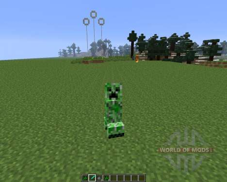 Morphing [1.6.4] for Minecraft
