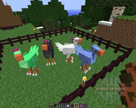 ChocoCraft [1.5.2] for Minecraft