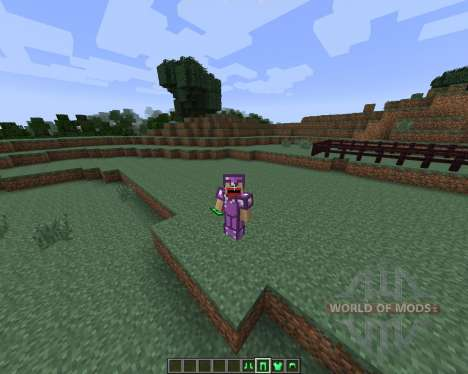 So Much Armor [1.7.2] for Minecraft