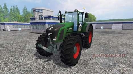 Fendt 936 Vario v1.2 for Farming Simulator 2015