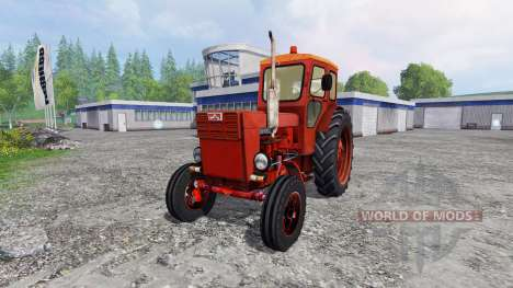 LTZ-40 v0.1 for Farming Simulator 2015
