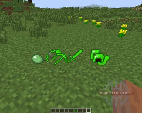 Slime more [1.7.10] for Minecraft