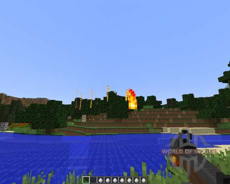 Torched [1.8] for Minecraft