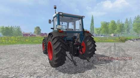 Eicher 2090 Turbo v2.1 for Farming Simulator 2015