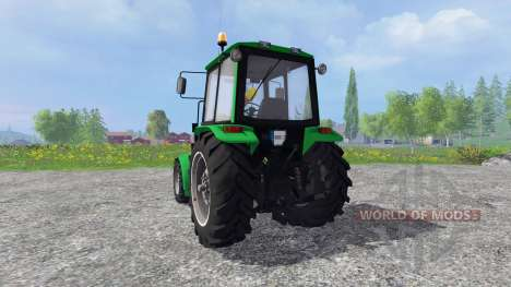 Belarusian 820.3 v2.0 for Farming Simulator 2015