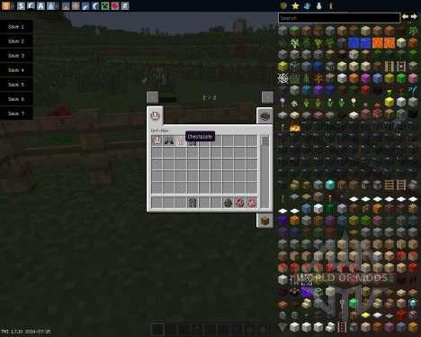 AntMan [1.7.10] for Minecraft