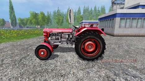Hurlimann D110 for Farming Simulator 2015