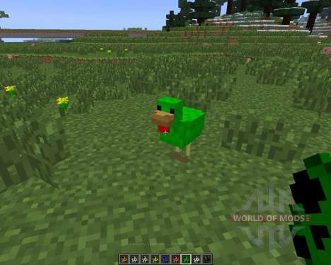 Mo Chickens [1.6.4] for Minecraft