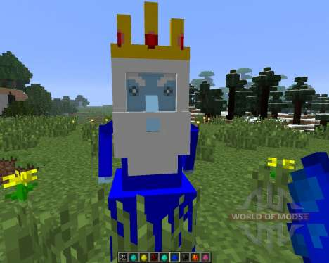 Adventure Time [1.6.4] for Minecraft