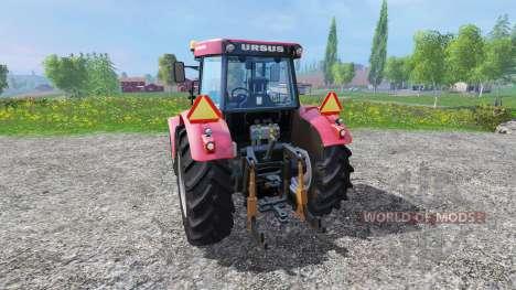 Ursus 15014 FL TUR for Farming Simulator 2015