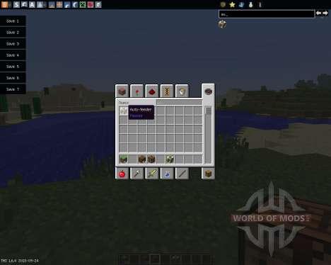AutoFood [1.6.4] for Minecraft