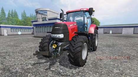 Case IH Puma CVX 160 v2.0 for Farming Simulator 2015