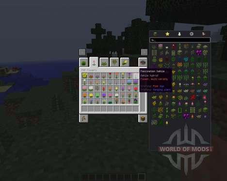 Plant Mega Pack [1.8] for Minecraft