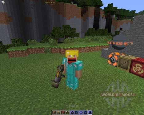 Ratchet and Clank [1.6.4] for Minecraft