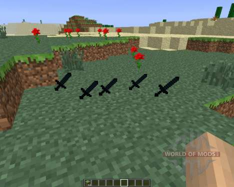 The Last Sword You Will Ever Need [1.6.4] for Minecraft