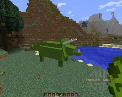 LotsOMobs [1.64] for Minecraft