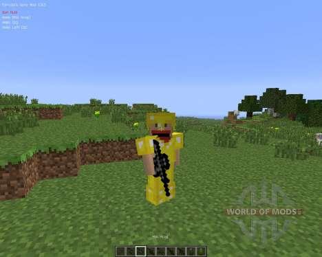 Ferullos Guns [1.6.4] for Minecraft