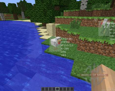 Scouter [1.6.4] for Minecraft