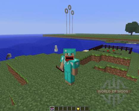Familiars [1.5.2] for Minecraft