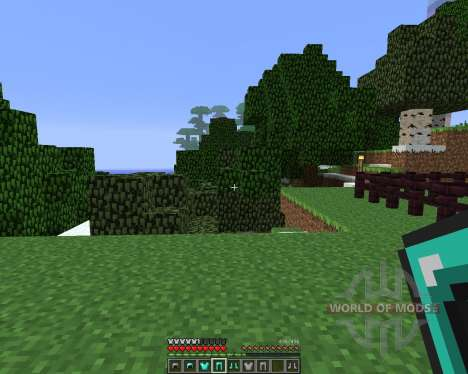 Show Durability 2 [1.5.2] for Minecraft