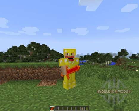 More Mobs [1.7.2] for Minecraft