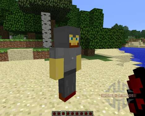 Adaline RPG [1.6.4] for Minecraft