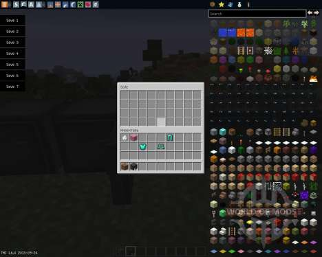 Safe [1.6.4] for Minecraft