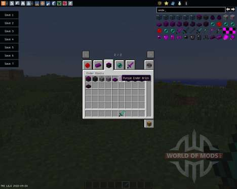 More Enderpearls [1.6.4] for Minecraft