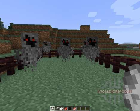 Ghost [1.7.2] for Minecraft