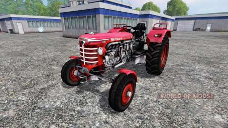 Hurlimann D110 for Farming Simulator 2015