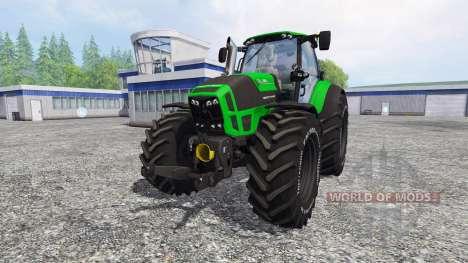 Deutz-Fahr Agratron 7250 The Beast for Farming Simulator 2015