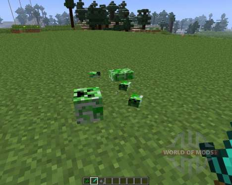 Mob Dismemberment [1.6.4] for Minecraft