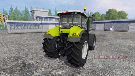 CLAAS Axion 850 v3.0 for Farming Simulator 2015